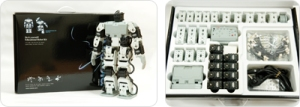 Bioloid Comprehensive Kit